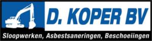 J. Koper Sloopwerken BV Logo