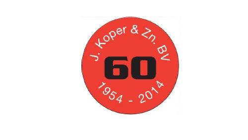 J. Koper & Zn. BV 60 jaar