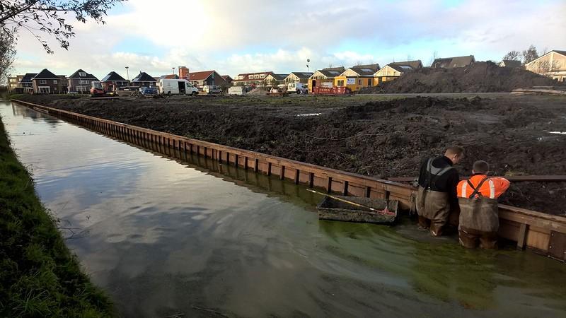 Nieuwbouw dealervestiging John Deere Middenmeer