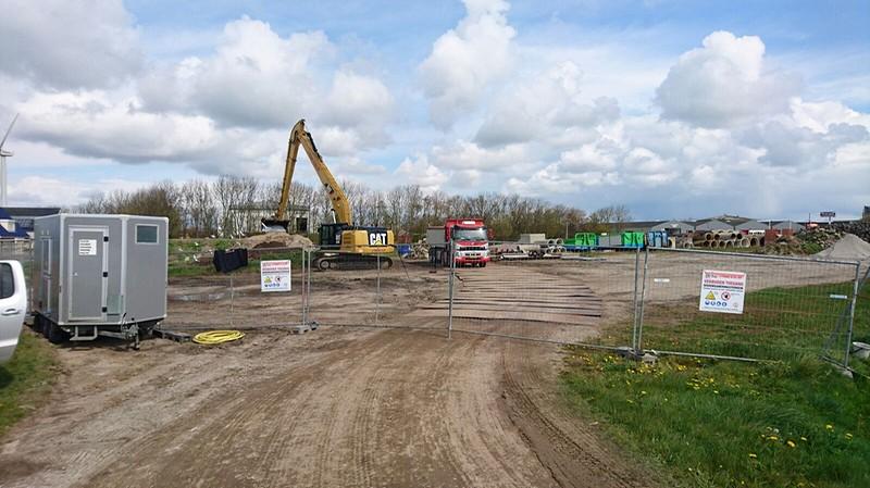 Depotsanering Texel