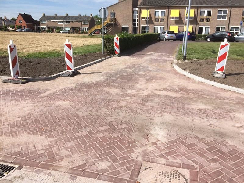 Herinrichting Robbenoordstraat Den Oever