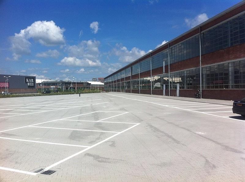 Parkeerterrein Loods 5