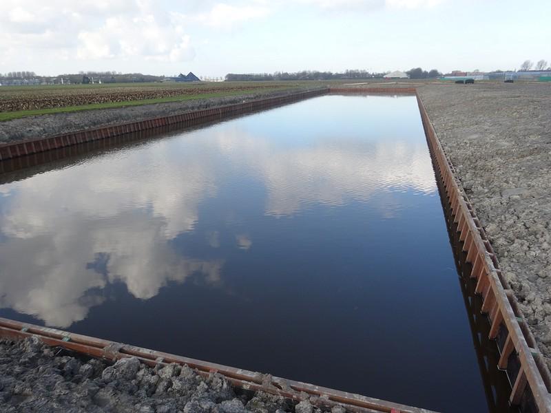 Watercompensatie Syngenta Enkhuizen